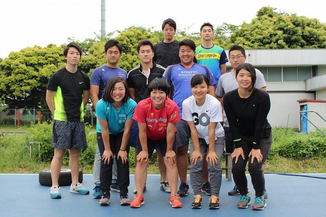 投擲ブロック – 東京学芸大学陸上競技部